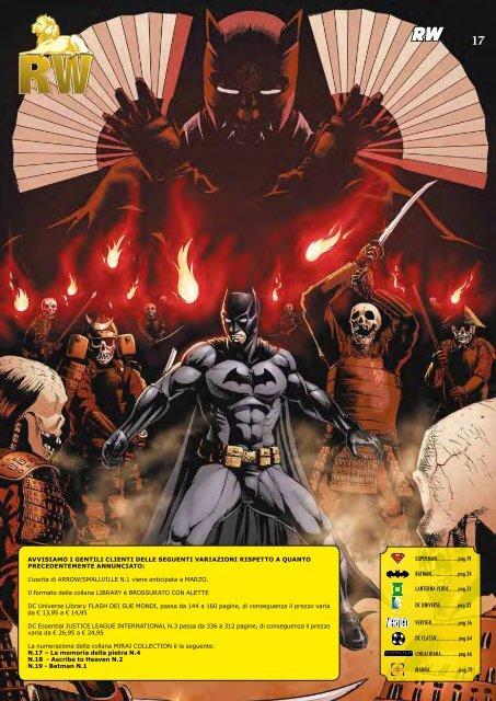 Batman Fear-Raccoglitore ad Anelli