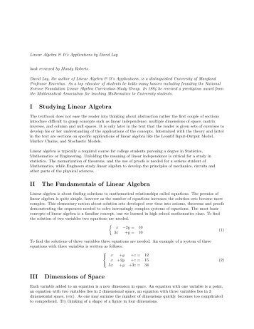 linear algebra and its applications lay ebook