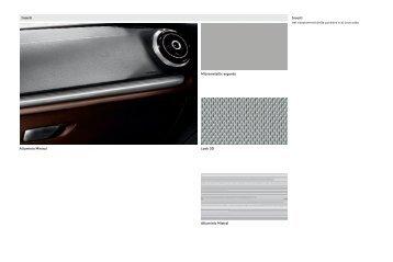 Micrometallic argento Alluminio Mistral Alluminio Mistral Look ... - Audi