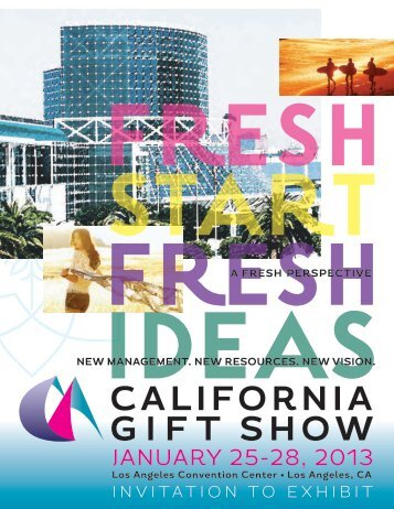 URBAN EXPOSITIONS TO LAUNCH NEW GIFT TRADE SHOW FOR ...