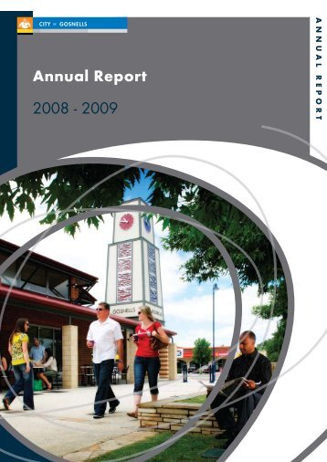 Annual Report - City of Gosnells