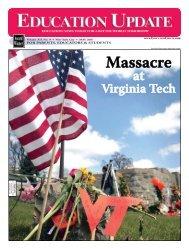 Virginia Tech - Education Update