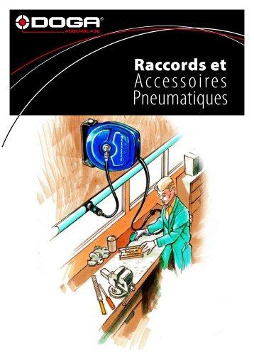 Accessoires Pneumatiques - Doga
