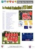guide du jeune footballeur(2010-2011) - Etoile Sportive Cernex - Page 3