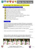 guide du jeune footballeur(2010-2011) - Etoile Sportive Cernex - Page 4