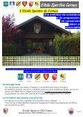 guide du jeune footballeur(2010-2011) - Etoile Sportive Cernex - Page 6