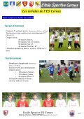 guide du jeune footballeur(2010-2011) - Etoile Sportive Cernex - Page 7