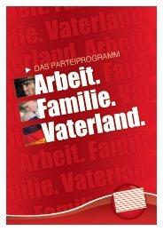 Das Parteiprogramm als pdf herunterladen - NPD