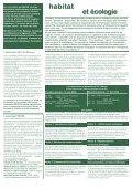 habitat et écologie - Relier - Page 2