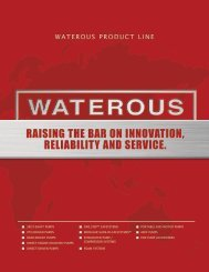 Waterous Product Catalog