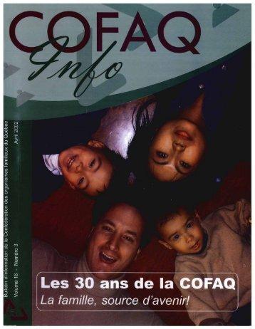 famille - cofaq