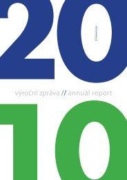 Výroční zpráva 2010 - ARMATURY Group a.s.