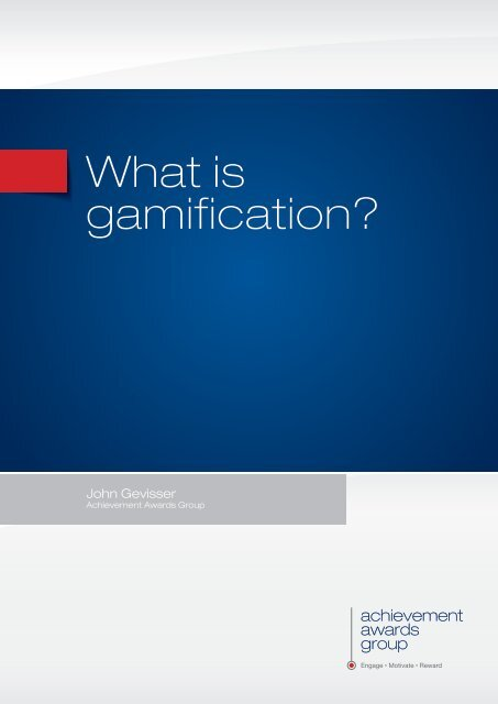 white-paper-gamification