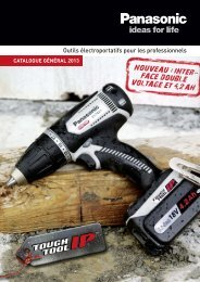 Nouveau iNter- face double voltage et 42 ah - Doga