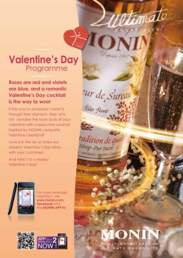 Valentine's Day - MONIN