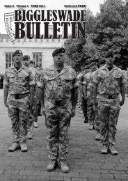 June 2011 Bulletin - Biggleswade Rugby Club
