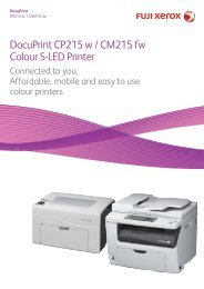 Download the Print and Scan Utility App User Guide - Fuji