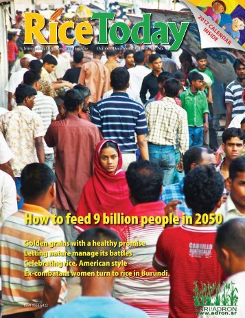 How to feed 9 billion people in 2050 - adron.sr