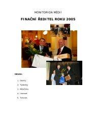 Finanční ředitel roku - CFO Club
