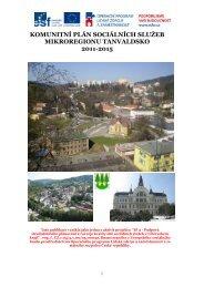 Komunitní plán sociálních služeb - Obec Kořenov
