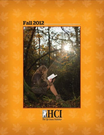 View HCI's Fall 2012 Catalog - HCI Books