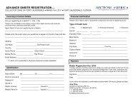 ADVANCE ONSITE REGISTRATION FL11 - Auctions America