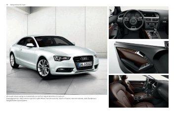 sedili anteriori sport - Audi