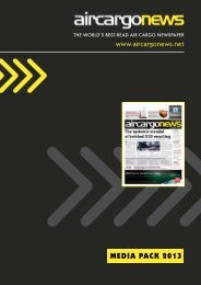 acn media pack 2013 pdf download only - Air Cargo News
