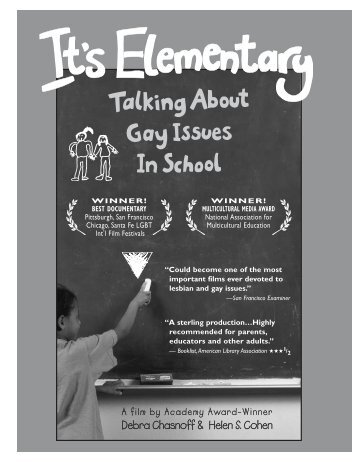 Download the It's Elementary Flyer and Order Form - Groundspark