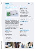 Bluetooth - Avnet Embedded - Page 2