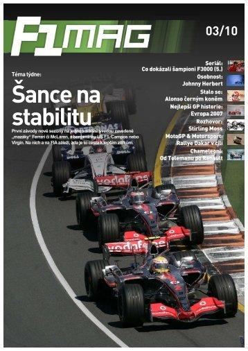 03/10 - F1sports.cz