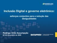 Inclusão Digital - Dataprev