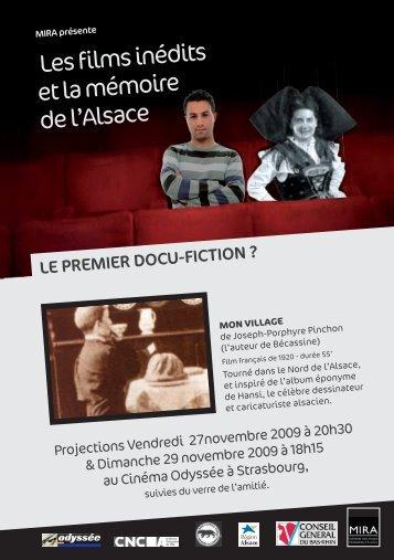 Les films inédits et la mémoire de l'Alsace - habiterautrement.info