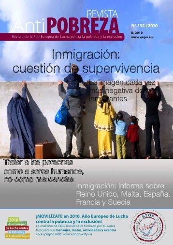 Revista AntiPobreza número 132 - Eapn