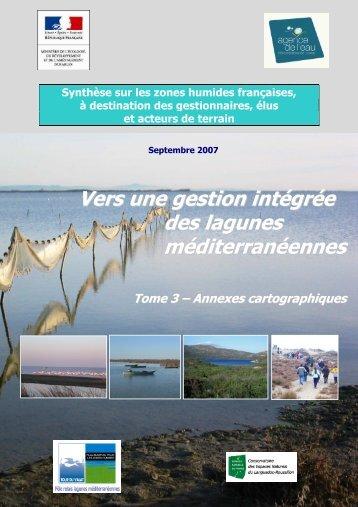 Tome 3 - Pôle-relais lagunes méditerranéennes