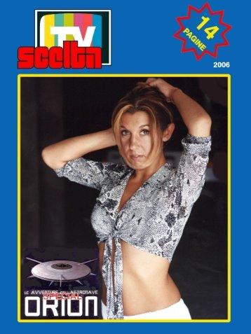 Scelta TV On-Line aperiodico n.14 2006 - TVLocali.tv