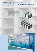 Lagerconsulting - MOBILREGALE - Fahrregale mit Elektroantrieb (2000E1) - Page 3