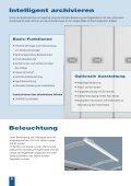 Lagerconsulting - MOBILREGALE - Fahrregale mit Elektroantrieb (2000E1) - Page 6