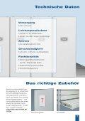 Lagerconsulting - MOBILREGALE - Fahrregale mit Elektroantrieb (2000E1) - Page 7