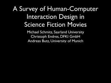 A Survey of Human-Computer Interaction Design in Science Fiction ...