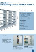 Lagerconsulting - MOBILE Regale (F2000-L) - Page 5
