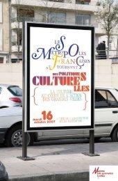Les actes du colloque - Association des maires de grandes villes de ...