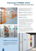 Lagerconsulting - MOBILE Regale (F2000) - Page 2
