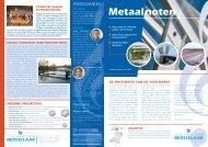 Metaalnoten 2004-07 - Jos van den Bersselaar Constructie BV