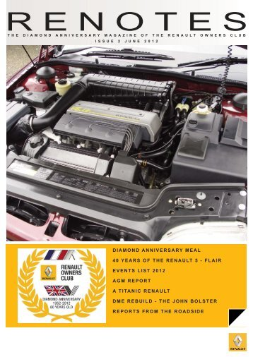 June 2012 Draft.pdf - Renault Owners Club Forum