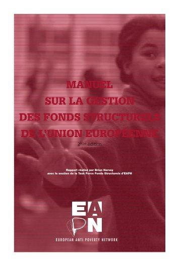 manuel sur la gestion des fonds structurels de l'union ... - CRPV-PACA