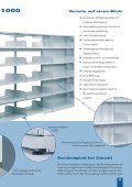 Lagerconsulting - Bibliotheksregale (Foreg) - Page 5