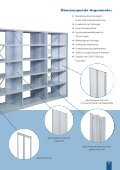 Lagerconsulting - Bibliotheksregale (Foreg) - Page 7