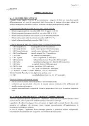 AMA Gara movimentazione rifiuti Allegato 4 Capitolato Tecnico