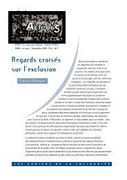 Cahier de la solidarité n° 6 - Crid